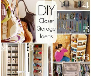 closet, diy, and do it yourself image