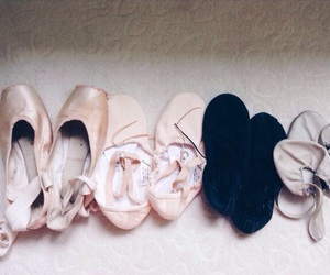 ballet, pointe, and collection image