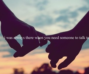 always, forever, and someone image
