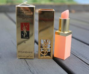 lipstick, YSL, and make up image