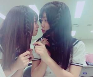 女の子, 美少女, and かわいい image