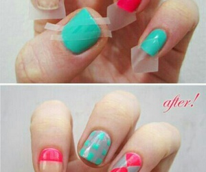 nails, cute, and ❤ image