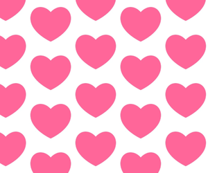 hearts, pink, and we heart it image