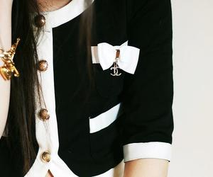 fashion, chanel, and bow image