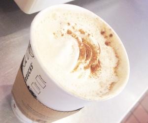 latte, pumpkin latte, and pumpkin spice latte image