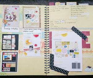 journal, pink, and smash image