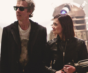 doctor who, clara oswald, and series 9 image