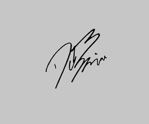 signature, o'brien, and dylan image