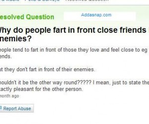 funny, hahahahaha, and yahoo answers image