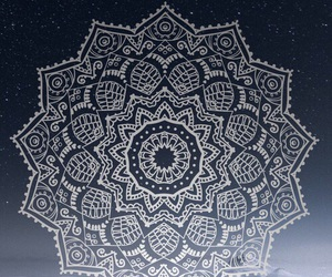 mandala, wallpaper, and tumblr image