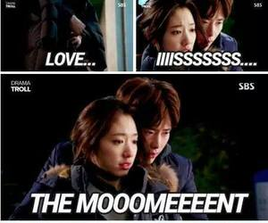 funny, the heirs, and lee minho image