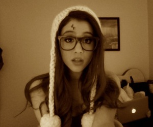 ariana grande, harry potter, and ariana image