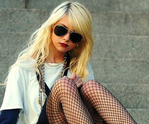 attractive, blonde, and girl image