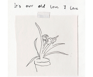 love, quotes, and art image