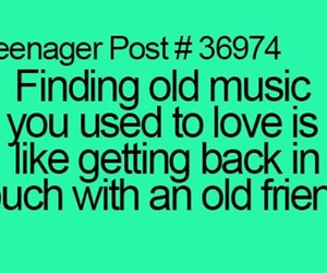 music and teenagerpost image