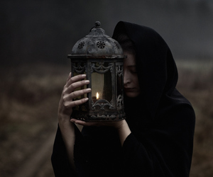 witch and candle image