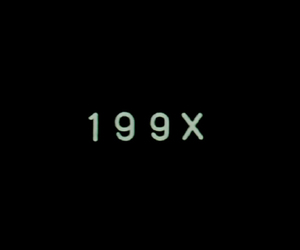 90's, black, and green image