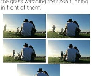 child, grass, and pewdiepie image