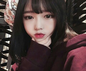 ulzzang, girl, and asian image