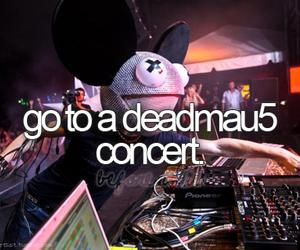 deadmau5 and music image