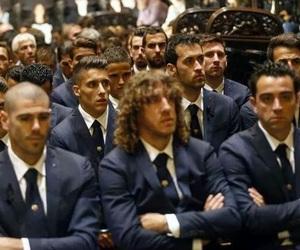 Barca, tito vilanova, and funeral image