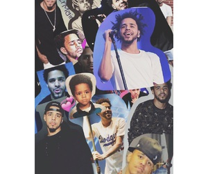 cole, college, and music image