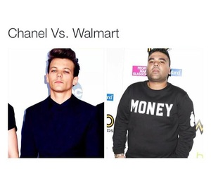 funny, louis tomlinson, and one direction image