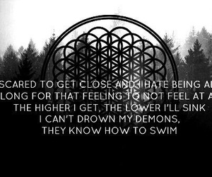 bring me the horizon, music, and band image