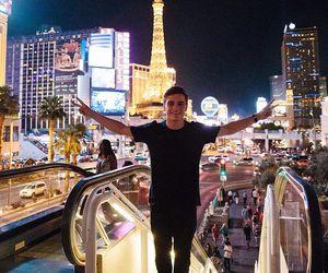 Las Vegas and martin garrix image
