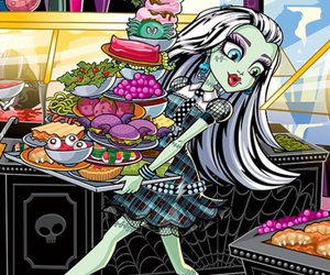 monster high and frankie stain image