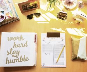 inspiration, motivation, and notebook image