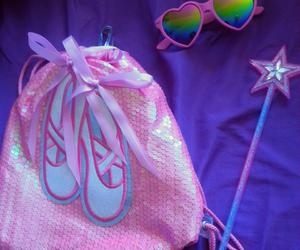 bag, ballerina, and kawaii image