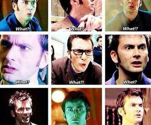 doctor who, what, and david tennant image