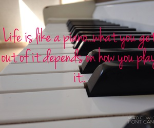 lessons, life, and music image