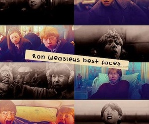 ron weasley, face, and funny image
