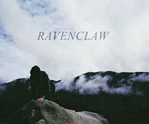 hogwarts, ravenclaw, and book image