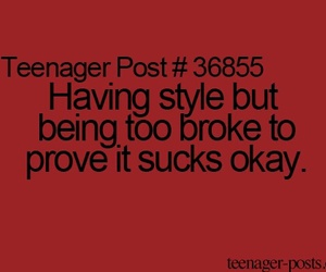 style and teenager image