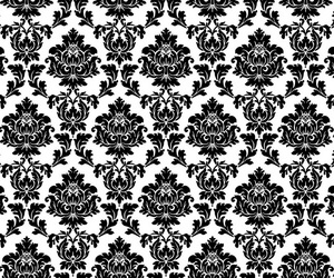 wallpaper, black, and pattern image