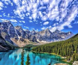 Alberta, belleza, and canada image