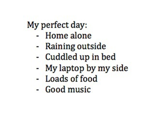 Lazy, music, and perfect day image