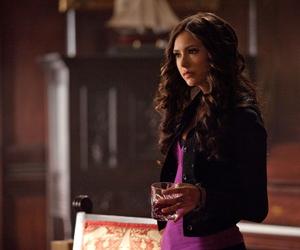 Nina Dobrev, katherine pierce, and Vampire Diaries image