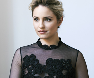 beautiful girl, smile, and dianna agron image