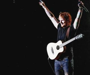 ed sheeran, boy, and concert image