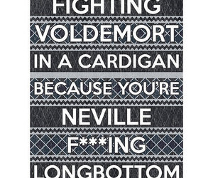 harry potter, neville longbottom, and fuck yeah! image