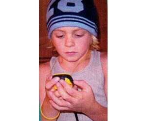 little boy, r5, and ross lynch image