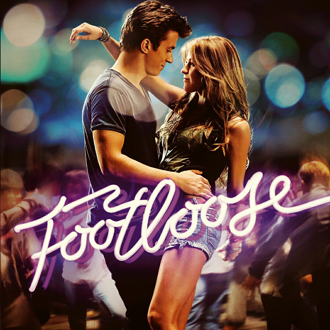dance, footloose, and movie image