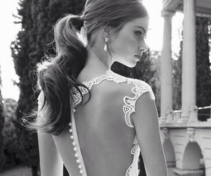 beauty, bride, and classy image