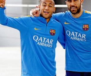 Barcelona, bravo, and neymar junior image