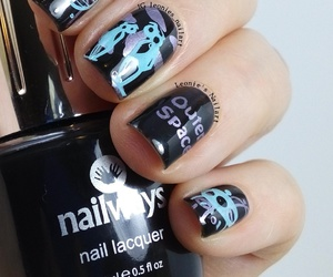 nails, ongles, and swag image