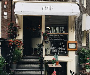 home made, vintage, and little café image